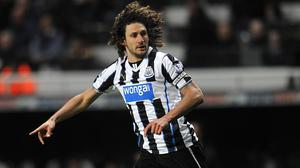 Fabricio Coloccini insists he is staying at Newcastle