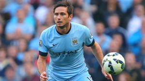 Frank Lampard will return to Chelsea this Saturday with Manchester City