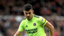 John Egan is benefiting from playing top-flight football (Mike Egerton/PA)