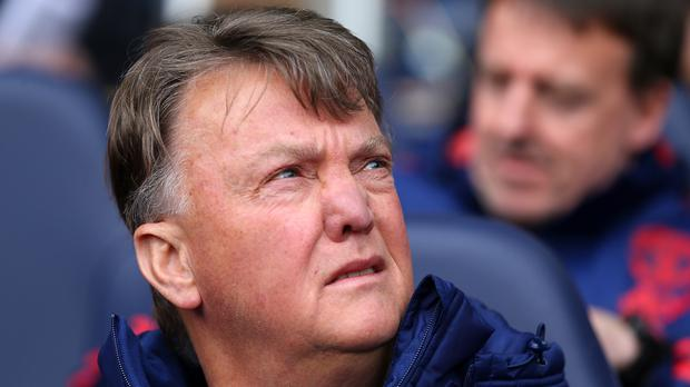 A trip to the hairdressers has convinced Louis van Gaal of his popularity