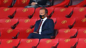 'We must be responsible with our resources during this challenging time,' wrote Ed Woodward in last weekend's programme notes