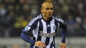Peter Odemwingie tried to force a move to QPR