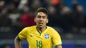 Brazil international Roberto Firmino is one of three South Americans Liverpool are interested in