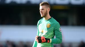 David de Gea has been frequently linked with Real Madrid