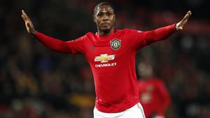 Striker Odion Ighalo has signed a loan extension at Manchester United until January 2021 (Martin Rickett/PA)