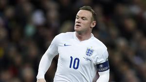 Wayne Rooney says England are better than they showed in the first half in Turin