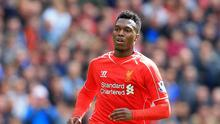 Seeing Daniel Sturridge, pictured, back in action was a relief for Liverpool boss Brendan Rodgers