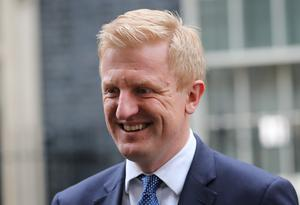 Culture secretary Oliver Dowden has previously said the Newcastle takeover is a matter for the Premier League, not the Government (Stefan Rousseau/PA)
