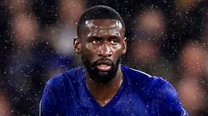 Chelsea's Antonio Rudiger was the victim of alleged racist abuse (Adam Davy/PA)