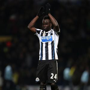 Cheick Tiote will miss the next three matches