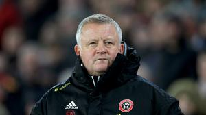 Sheffield United manager Chris Wilder is still smarting over the gal that got away at Villa Park (Mike Egerton/PA)