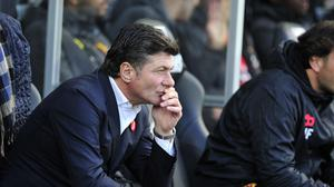 "Watford boss Walter Mazzarri sees Southampton as a ""very-well organised and very strong team"""