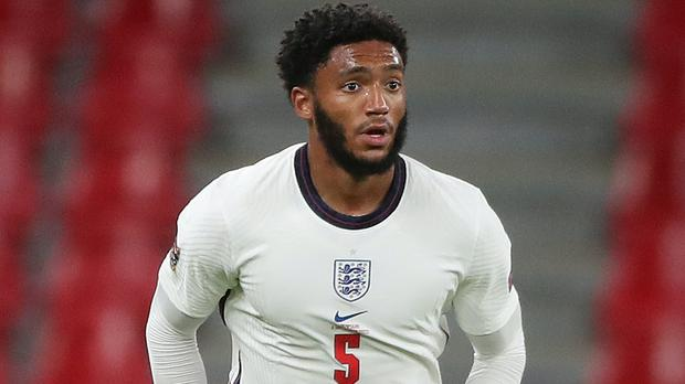Joe Gomez is set for a spell on the sidelines (Nick Potts/PA)