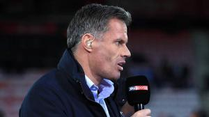 Sky Sports pundit and former Liverpool defender Jamie Carragher