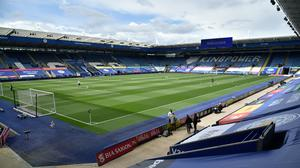 The King Power Stadium may not be able to host Premier League matches while Leicester is under tougher lockdown restrictions (Rui Vieira/NMC Pool/PA)