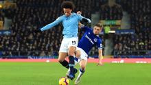 Leroy Sane refused to sign a new Manchester City deal (Peter Byrne/PA)