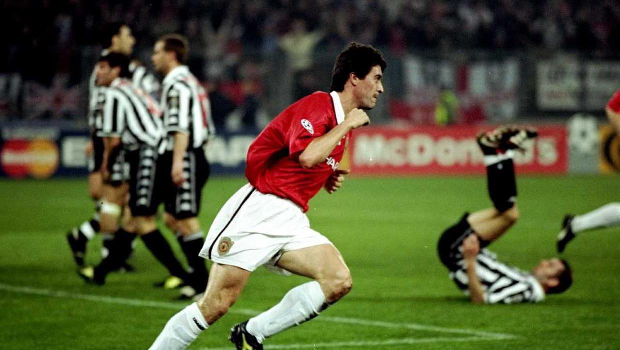 'It was a tragedy he couldn't play in the final' –Irwin and Cole recall Roy Keane's finest moment in red