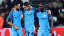 Manchester City's defence have conceded few goals in recent weeks