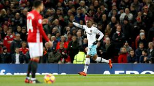 Diafra Sakho scored in one of his two appearances this season