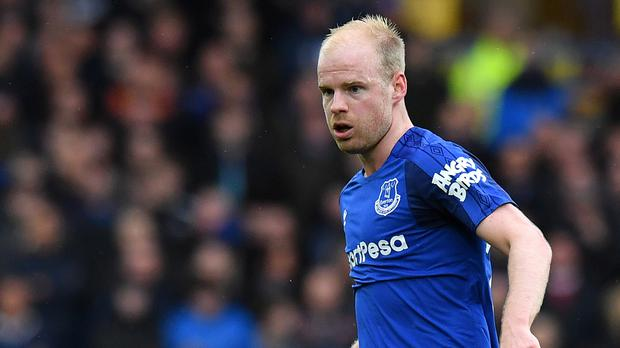 Davy Klaassen's 12-month stay at Everton is coming to an end with the midfielder close to a move to Werder Bremen (Anthony Devlin/PA).