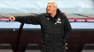 Newcastle are winless in their last eight Premier League games (Clive Mason/PA)