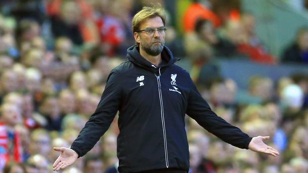 Jurgen Klopp has suffered a number of injury blows in recent games