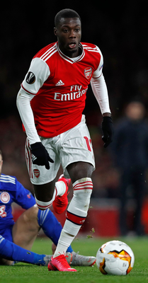 Nicolas Pepe was among the 2019 Premier League signings from Lille