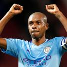 Fernandinho has signed a new deal with Manchester City (Martin Rickett/PA)