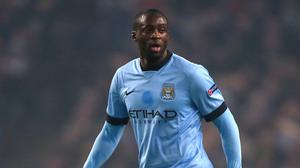 Manchester City manager Manuel Pellegrini has dismissed any suggestions that Yaya Toure, pictured, could be sold