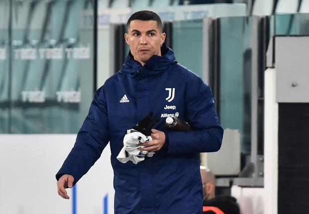Juventus star man Cristiano Ronaldo was kept on the bench during their weekend clash with Lazio in what Andrea Pirlo has revealed was a pre-planned move in preparation for their last-16 tie with Porto
