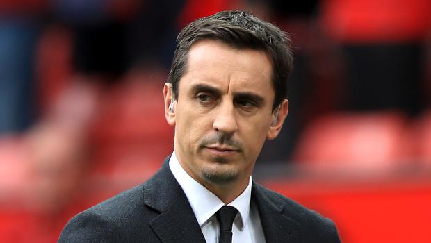 Gary Neville has hit out at former club Manchester United over their recruitment (Mike Egerton/PA)