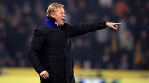 Everton manager Ronald Koeman has admitted some members of his squad do not have a future at the club