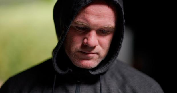 An image from the Wayne Rooney documentary. Photo: Amazon Prime/PA Wire