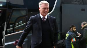 David Moyes reached a Premier League milestone of 200 wins at Huddersfield