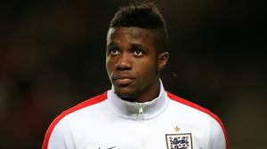Wilfried Zaha switched from England to the Ivory Coast
