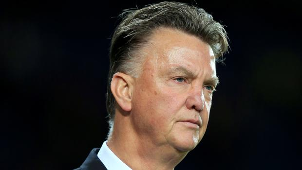 Louis van Gaal not impressed by the way Jose Mourinho coveted his job at Manchester United