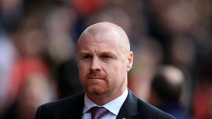Dyche says he wants to stay at Burnley