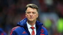 Manchester United manager Louis van Gaal knows the pressure will be on his side when they travel to Stoke