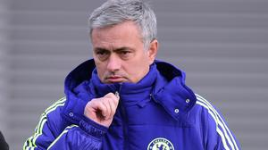 Chelsea manager Jose Mourinho, pictured, is all about the team