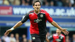 Roque Santa Cruz enjoyed a prolific spell with Blackburn but flopped at Manchester City (Peter Byrne/PA)