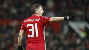 Bastian Schweinsteiger has played his last game for Manchester United after the club agreed a deal with Chicago Fire