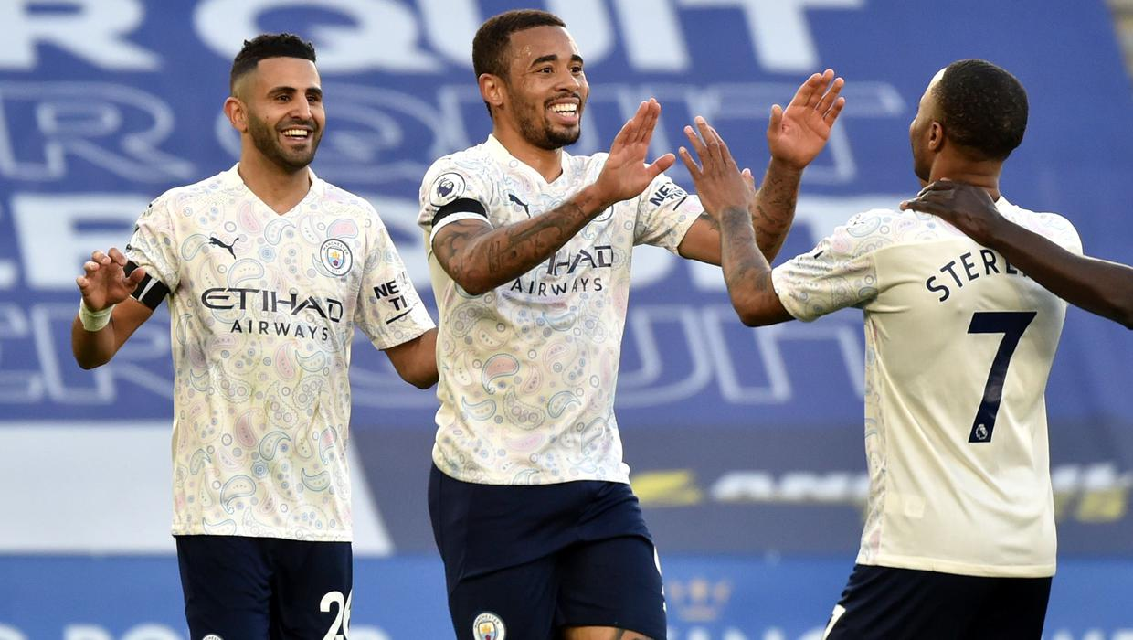 Man City march on as Baggies bust coupons and blow top-four race wide open