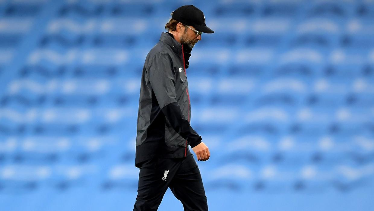 Klopp won't blame hangover for heavy defeat