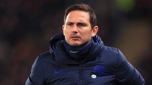 Frank Lampard's Chelsea lost to Manchester United on Monday (Mike Egerton/PA)