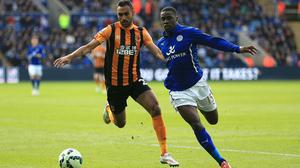 There was no separating Leicester and Hull