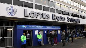 Loftus Road first became home to Queens Park Rangers in 1917