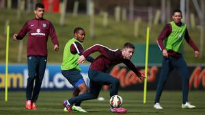 Gary Cahill, second right, hopes the new FA rule change strikes the right balance