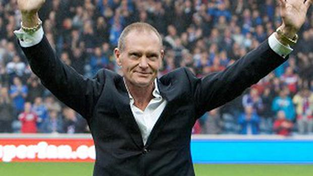 Spurs have offered their support to former player Paul Gascoigne