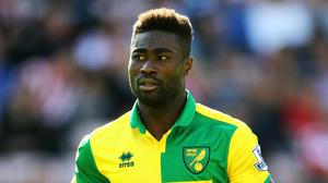 Alex Tettey admitted it had been a tough season for Norwich (Richard Sellers/PA)