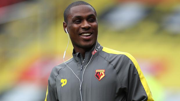 Odion Ighalo is a surprise signing for Manchester United (Nick Potts/PA)